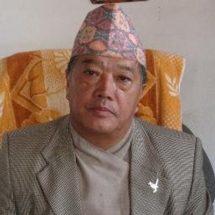 Dr. Rebati Man Shrestha (Treasurer)